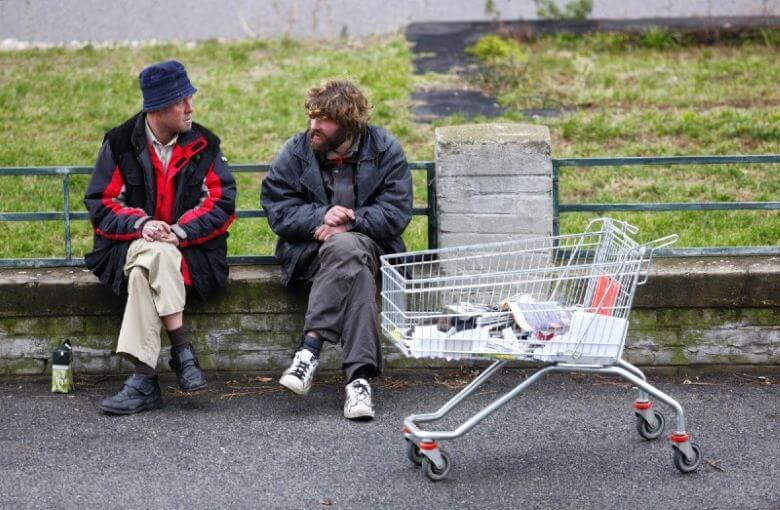 Čeprav brezdomstvo v EU narašča bi ga radi odpravili že do leta 2030