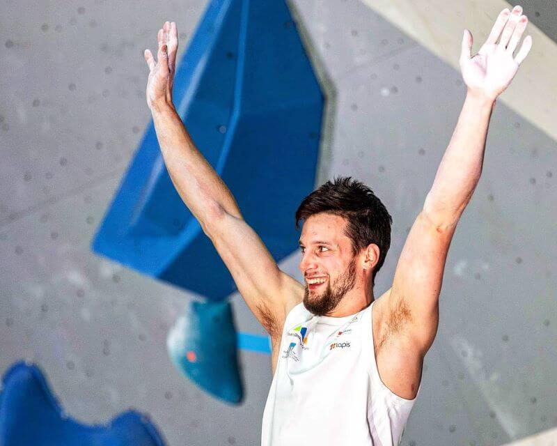 Jernej Kruder je evropski prvak čaka pa ga še boj za olimpijsko vozovnico