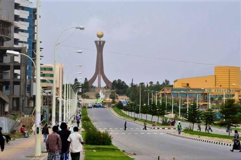 Nova državljanska vojna v Etiopiji
