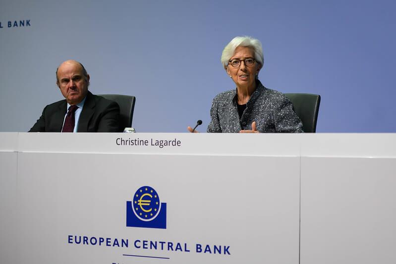 Parlamentarci so se sestali s predsednico Evropske centralne banke