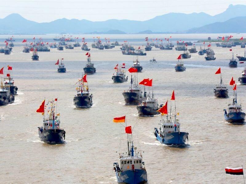 Ribarjenje postaja globalni problem EU pripravlja novo strategijo