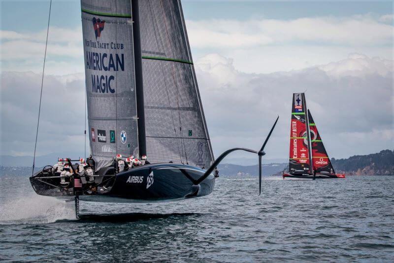 Novozelandci so dobili uvodno Veliko nagrado morske Formule 1
