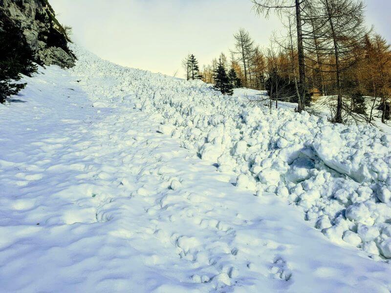 Planinci naj tokrat raje ostanejo v nižjih legah ali kar doma na toplem