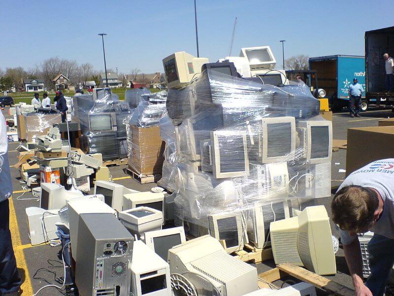 Radi bi povečali recikliranje odpadnih električnih aparatov
