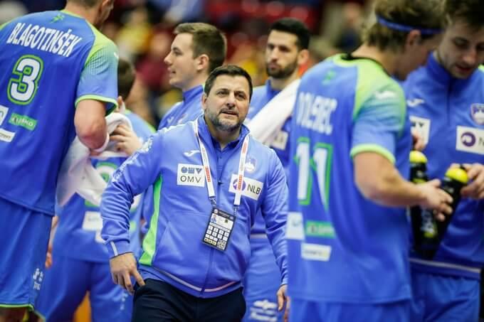 Selektor je objavil seznam igralcev slovenske rokometne reprezentance
