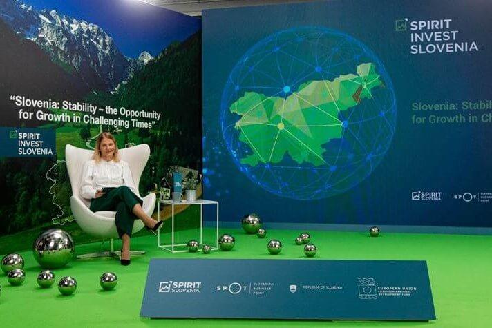 Slovenija je idealna lokacija za inovacije in investicije iz tujine