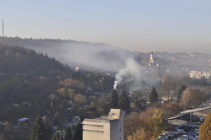 Za onesnaženje zraka smo krivi sami in ne mati narava
