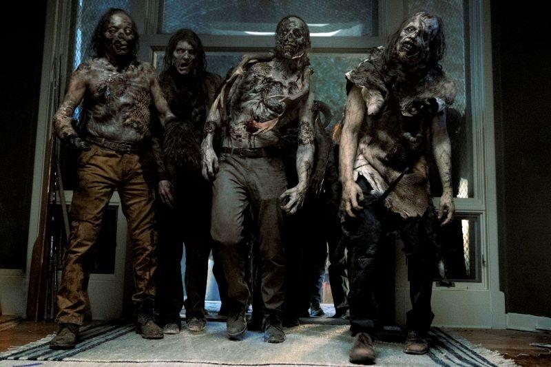 Aprila se vračajo zombiji da dokončajo šesto sezono