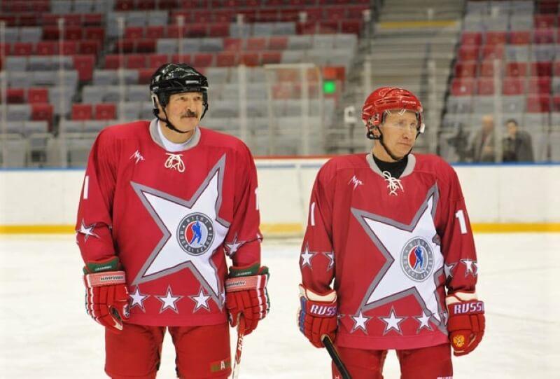 Lukašenku so odvzeli letošnje svetovno prvenstvo v hokeju na ledu