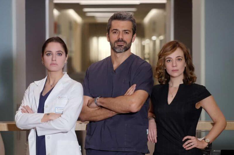Prvi novosti sta turška žajfnica in italijanska zdravniška serija