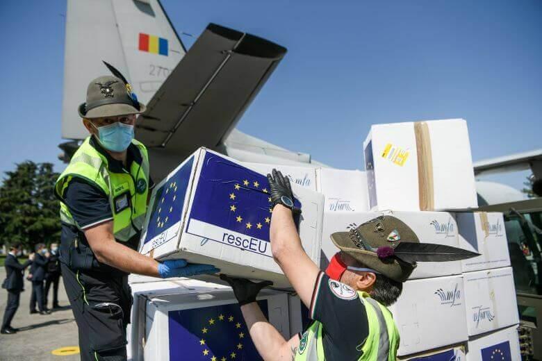 Slovenija bo skladiščila evropske zaloge osebne zaščitne opreme