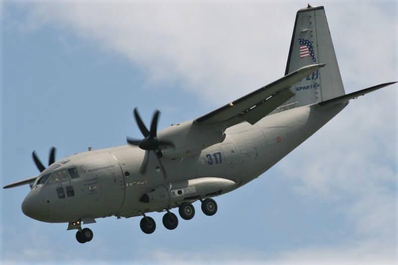Transparentnost in cena novega vojaškega transportnega letala