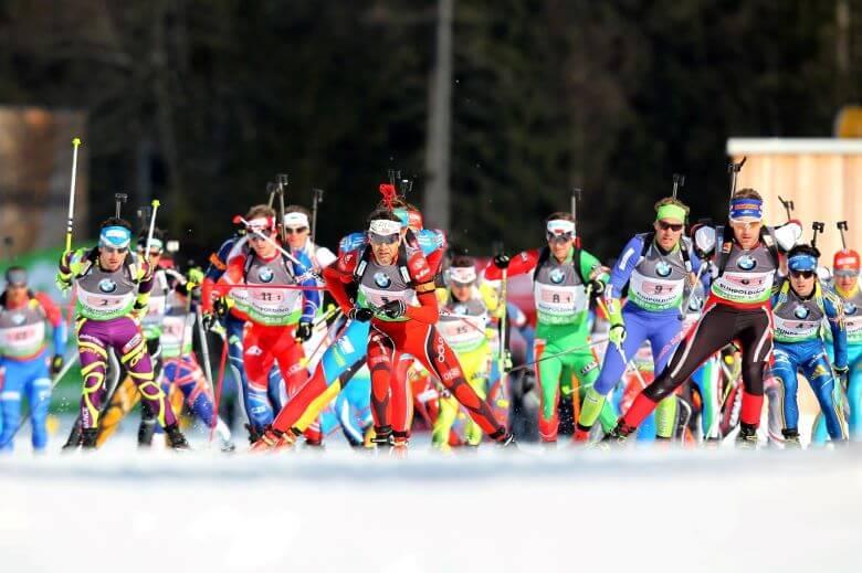Svetovni prvenstvi v alpskem smučanju in v biatlonu bosta na vrsti istočasno