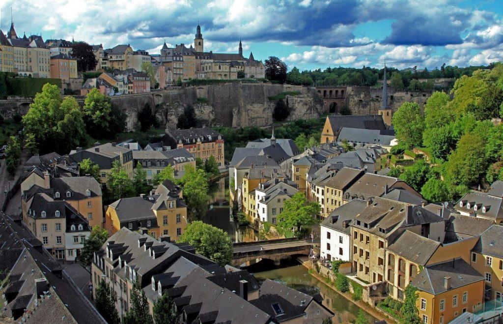 Luksemburg v središču novega finančnega škandala