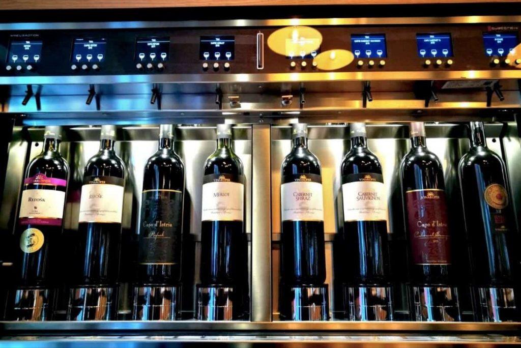 Potrebujejo 1000 litrov vina za Svet EU
