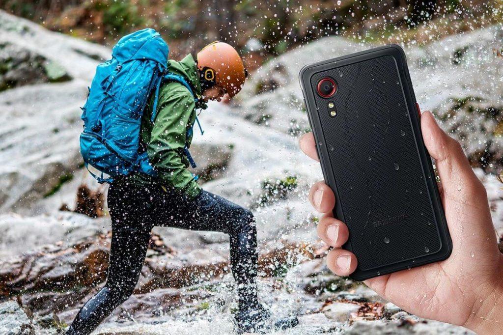 Samsungov telefon za posebna okolja
