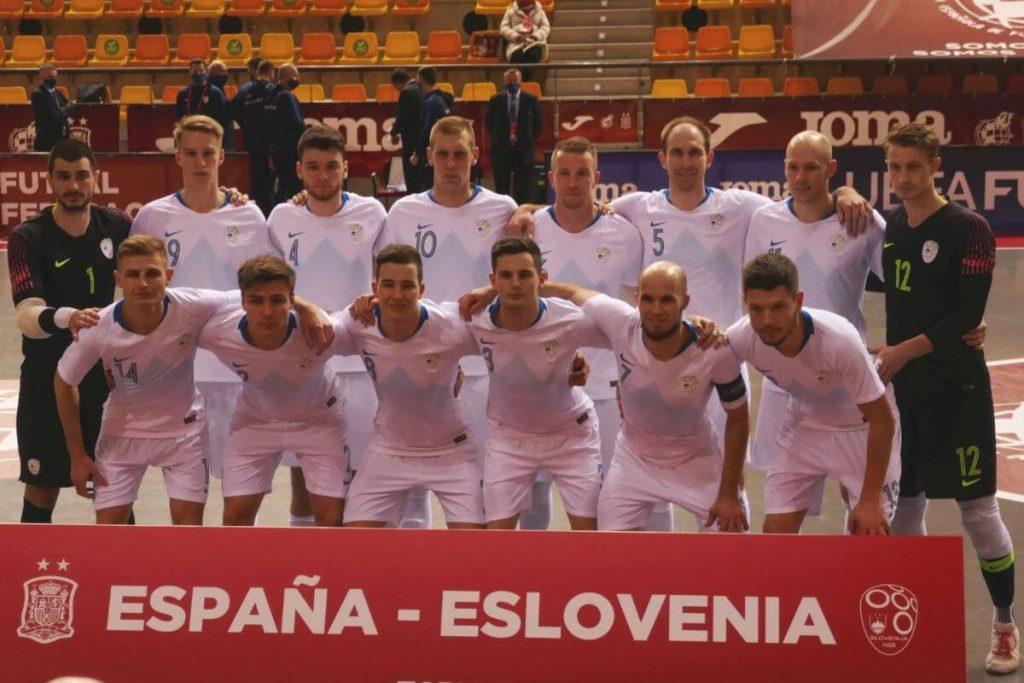 Slovenci pogumno proti velesili Španiji