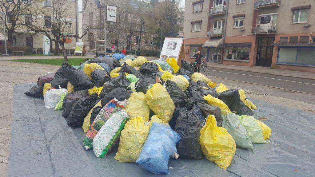 Štirinajsta eko-akcija Očistimo Kočevsko