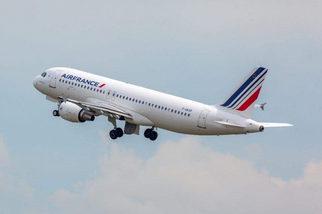 V soboto se na Brnik vrača Air France