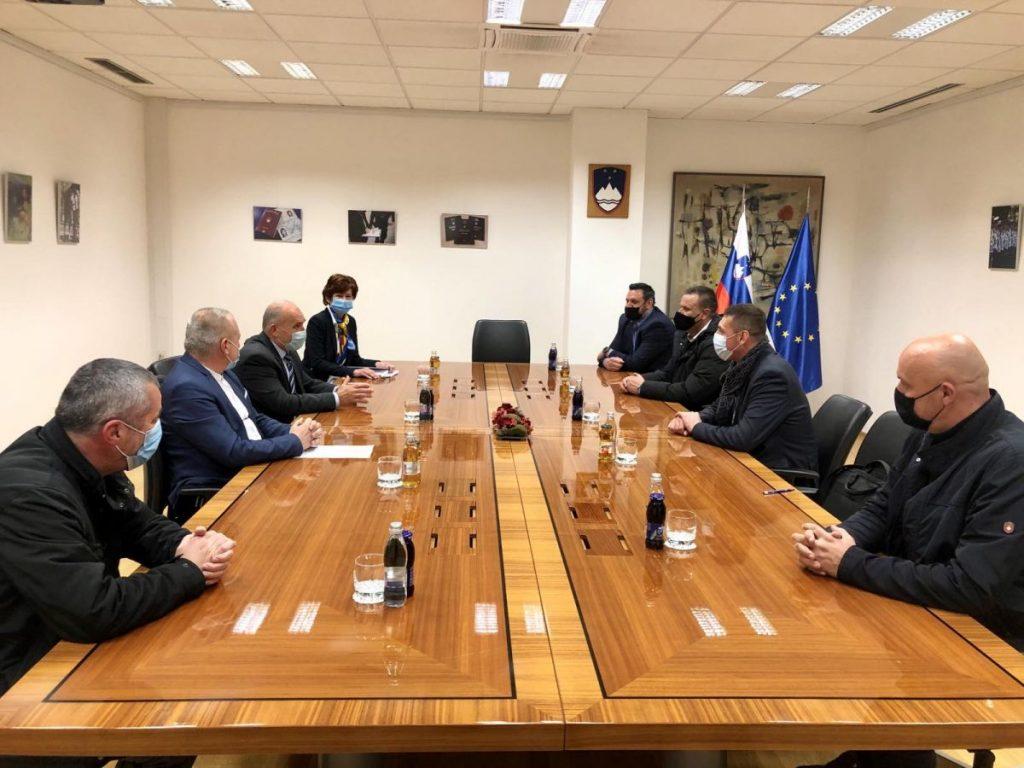 Varnostno sodelovanje z balkanskimi partnerji