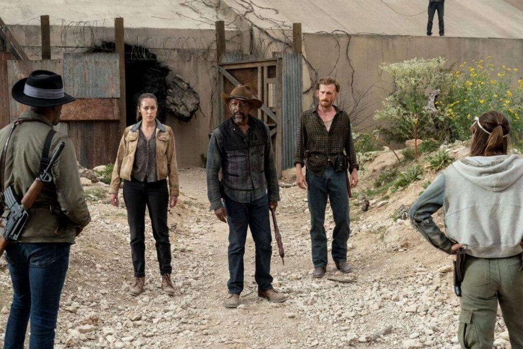 Drugi del šeste sezone serije Fear The Walking Dead