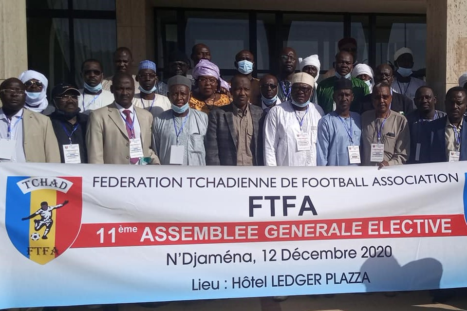 FIFA je tokrat suspendirala Čad in Pakistan