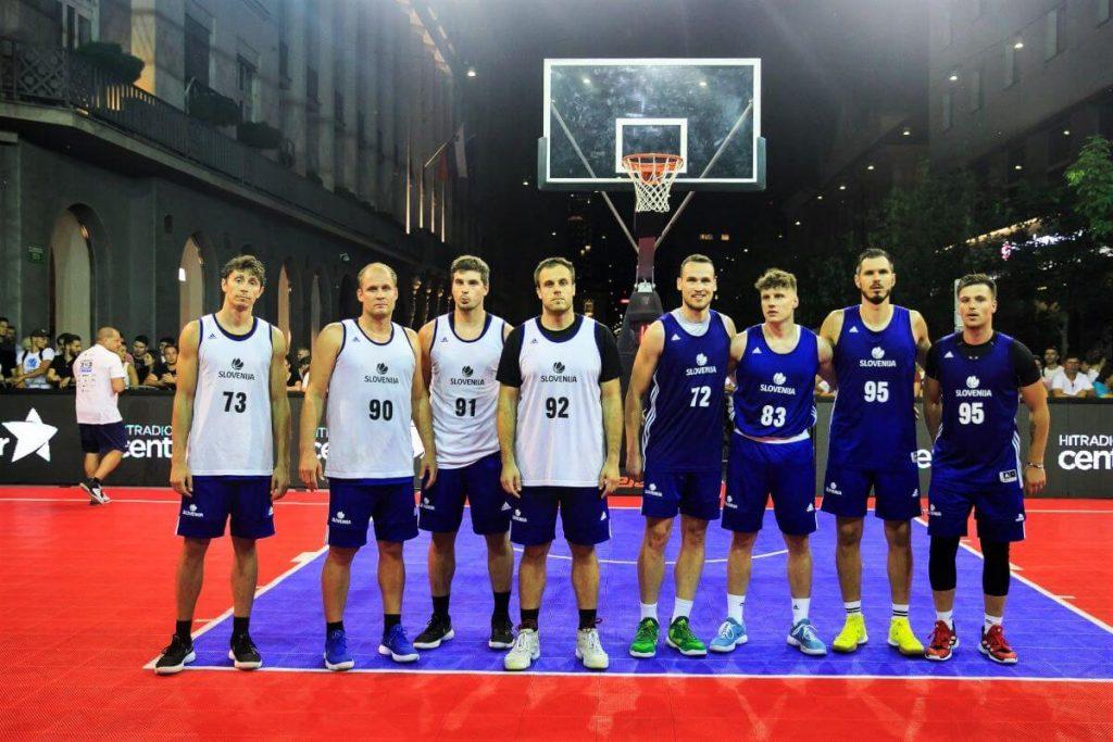 Reprezentanca v košarki 3x3 in kvalifikacije za Tokio