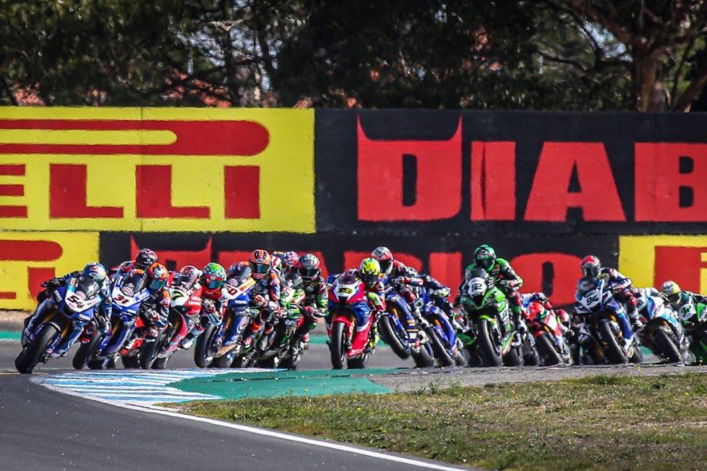 Bliža se start svetovnega prvenstva moto-razreda Superbike
