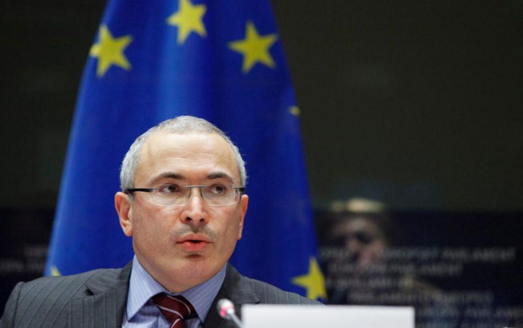 Kaj je povedal Hodorkovski, to ostaja skrivnost