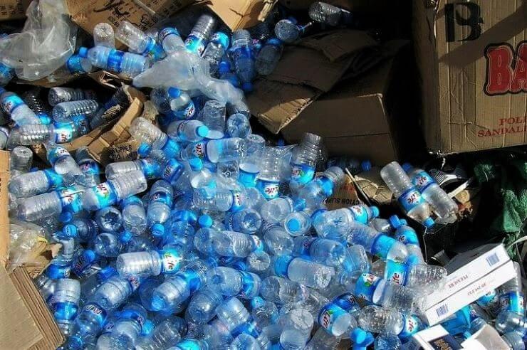 Lahko bi zmanjšali smeti embalaže pijač kar za 76 odstotkov
