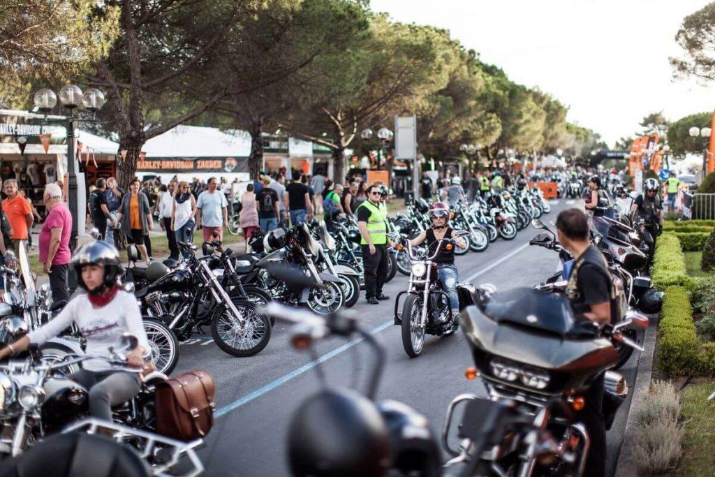 Mega srečanje motoristov v Portorožu spet odpovedano