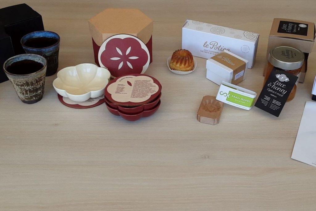 Najbolj privlačni kulinarični spominki Osrednje Slovenije