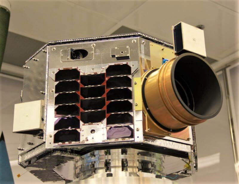 O investicijah, razvoju in varnosti vesoljskih tehnologij