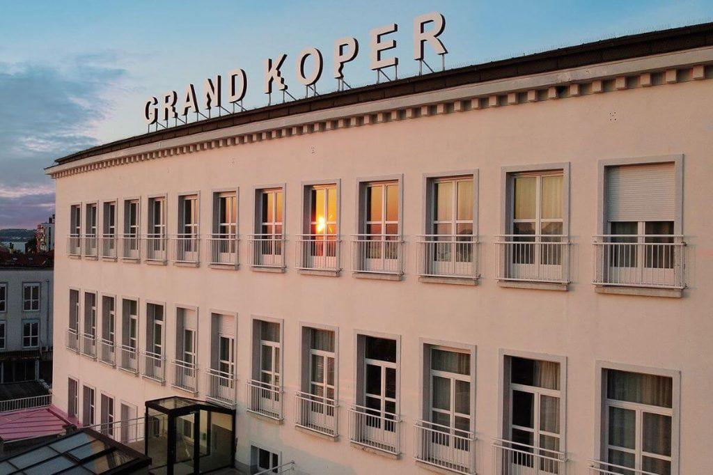 Svoja vrata odpira prenovljeni hotel Grand Koper