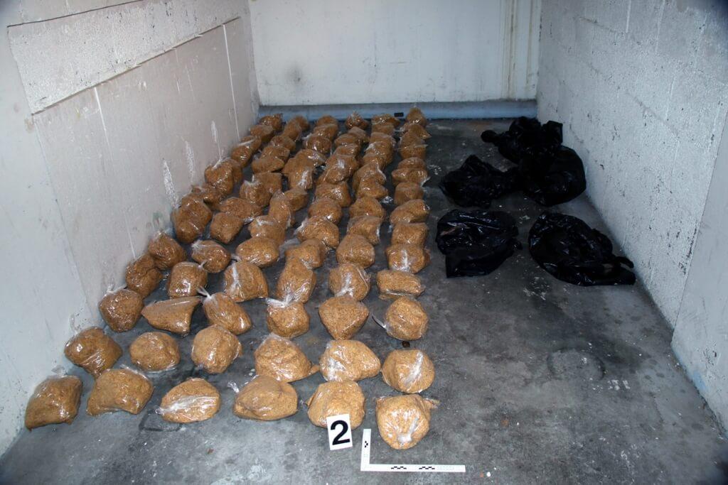 Mednarodni tihotapci drog iz Krškega so pod ključem