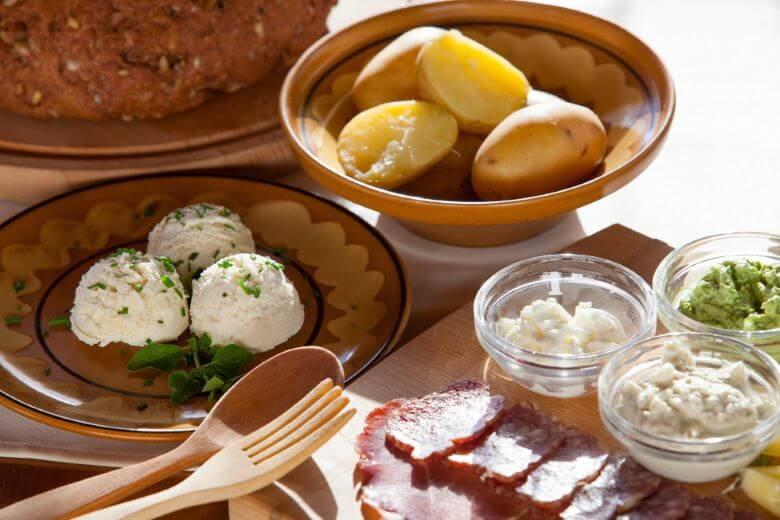 Varna hrana danes za zdrav jutri