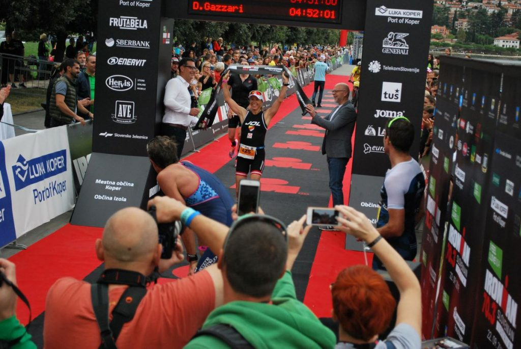 Velika vrnitev prestižnega triatlona Ironman