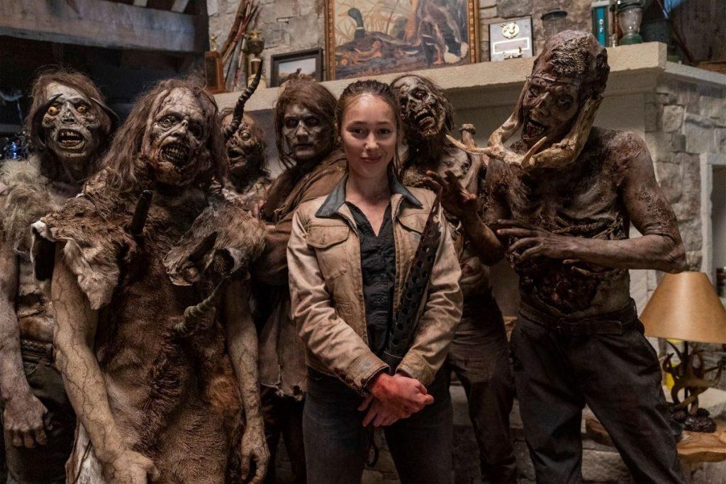 Oktobra prihaja sedma sezona serije Bojte se živih mrtvecev