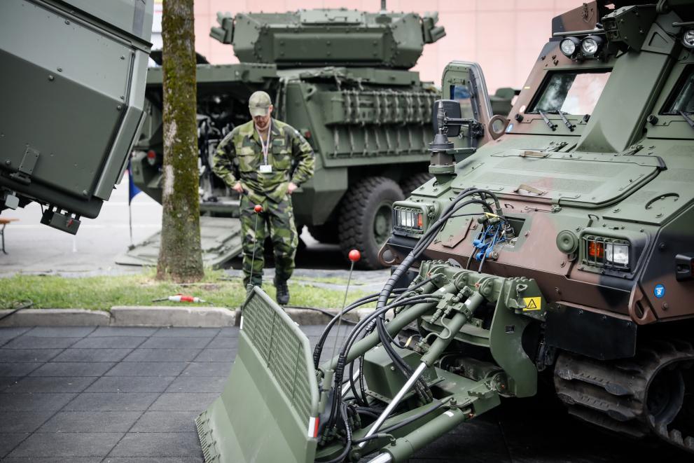 Pričetek delovanja Evropskega obrambnega sklada
