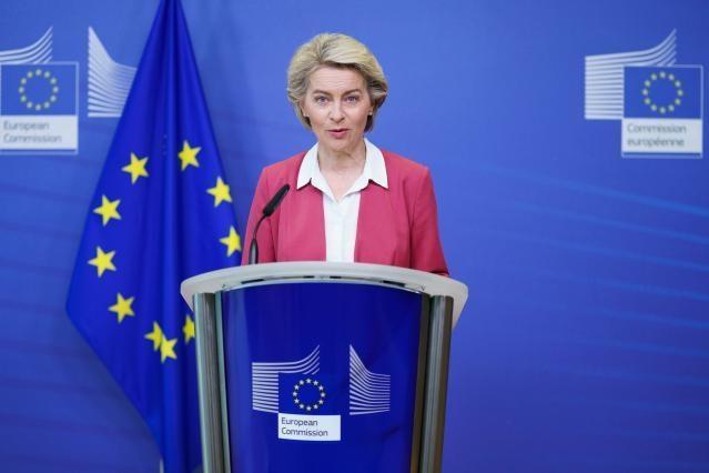 Sotrovimab in nov mejnik za kampanjo cepljenja v EU