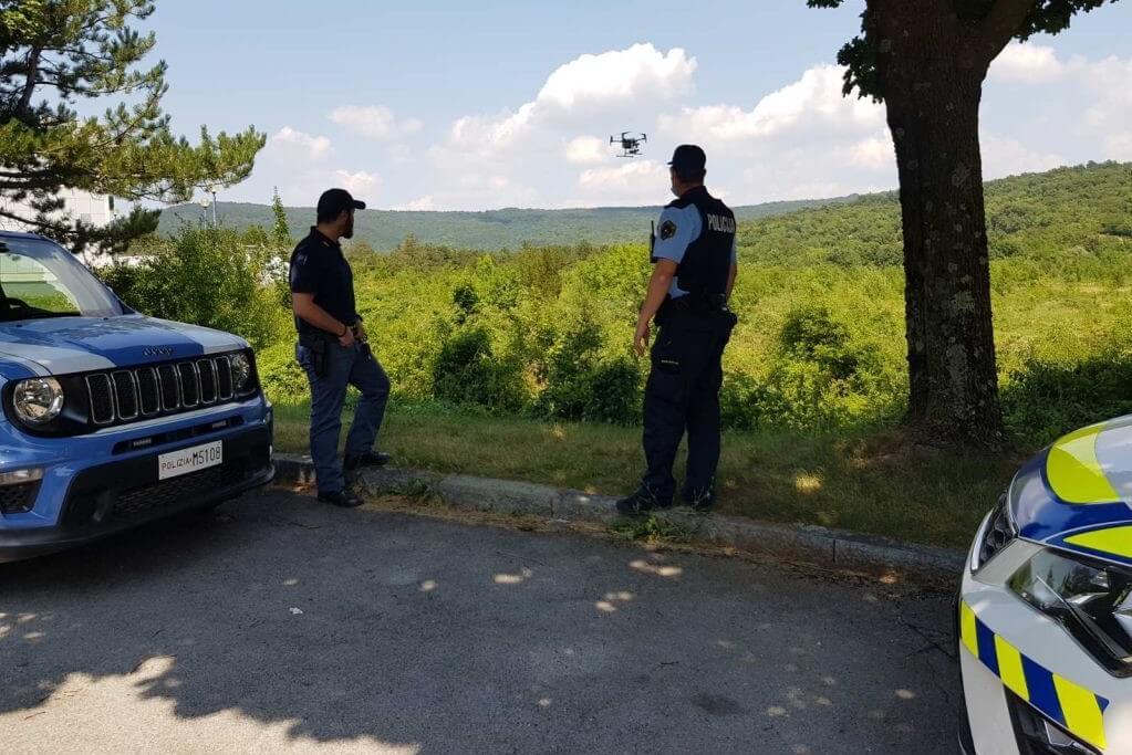Spet mešane slovensko-italijanske policijske patrulje