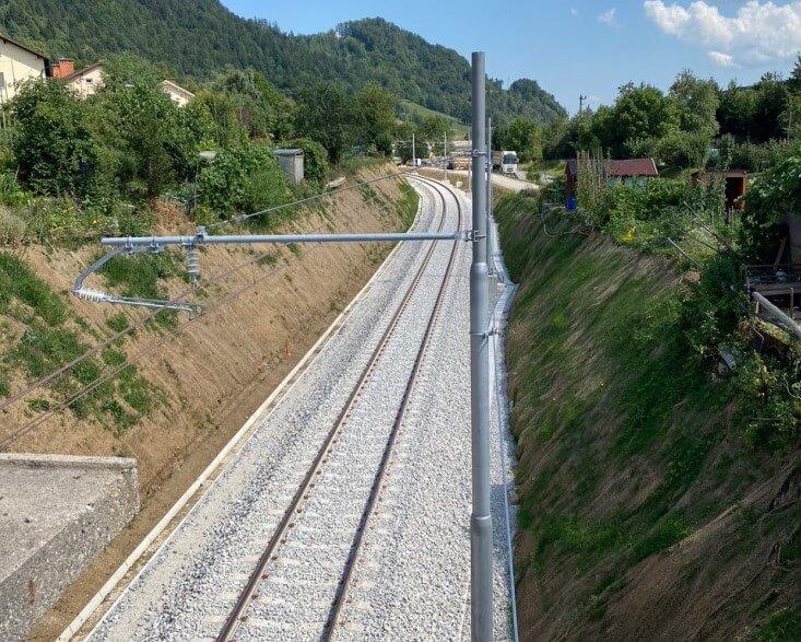 Železniški promet na Gorenjskem se končno normalizira