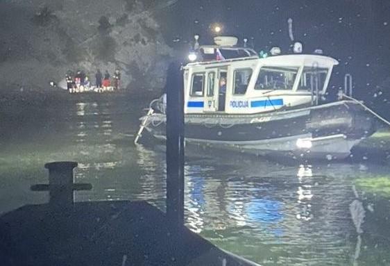 Ekspresno hitra reševalna akcija pomorske policije