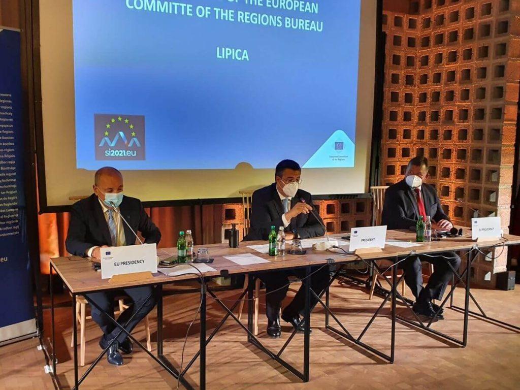 Forum o regionalnem okrevanju in odpornosti