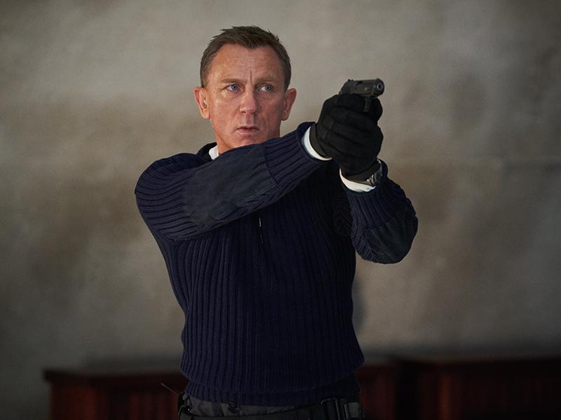 James Bond se vrača s filmom Ni čas za smrt