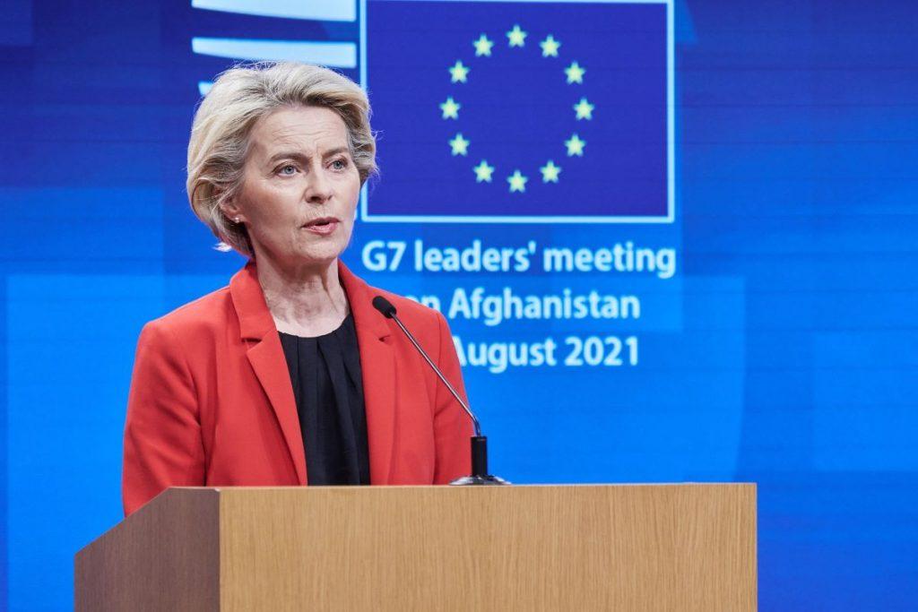 Na sporedu je vsakoletni govor o stanju v Evropski uniji