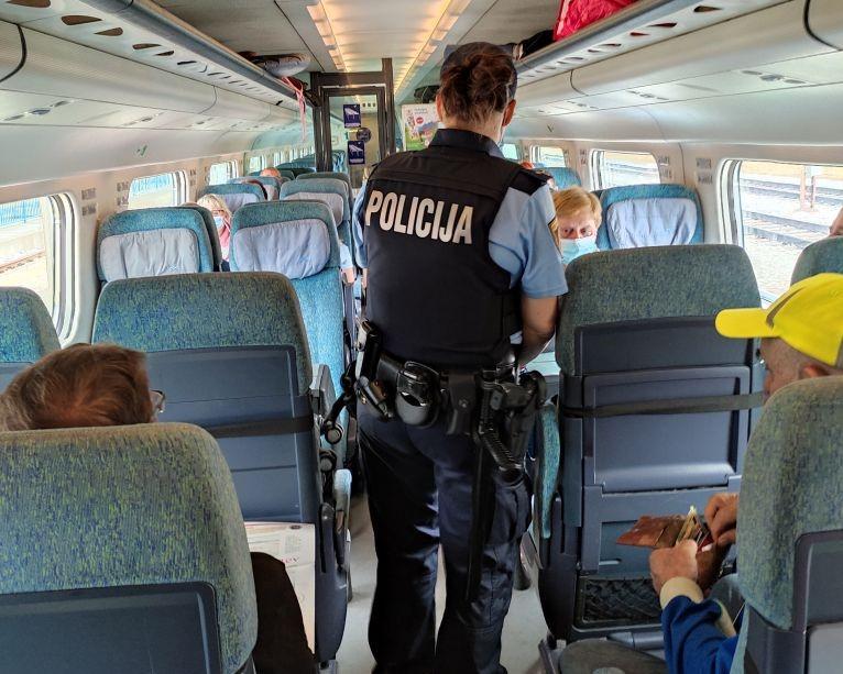 Teden preventivne akcije na slovenskih železnicah