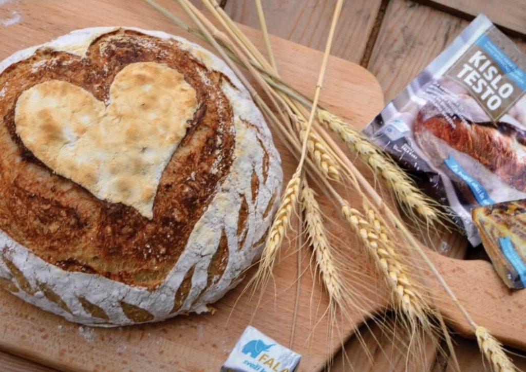 Tekmovanje za najboljši doma pečen kruh