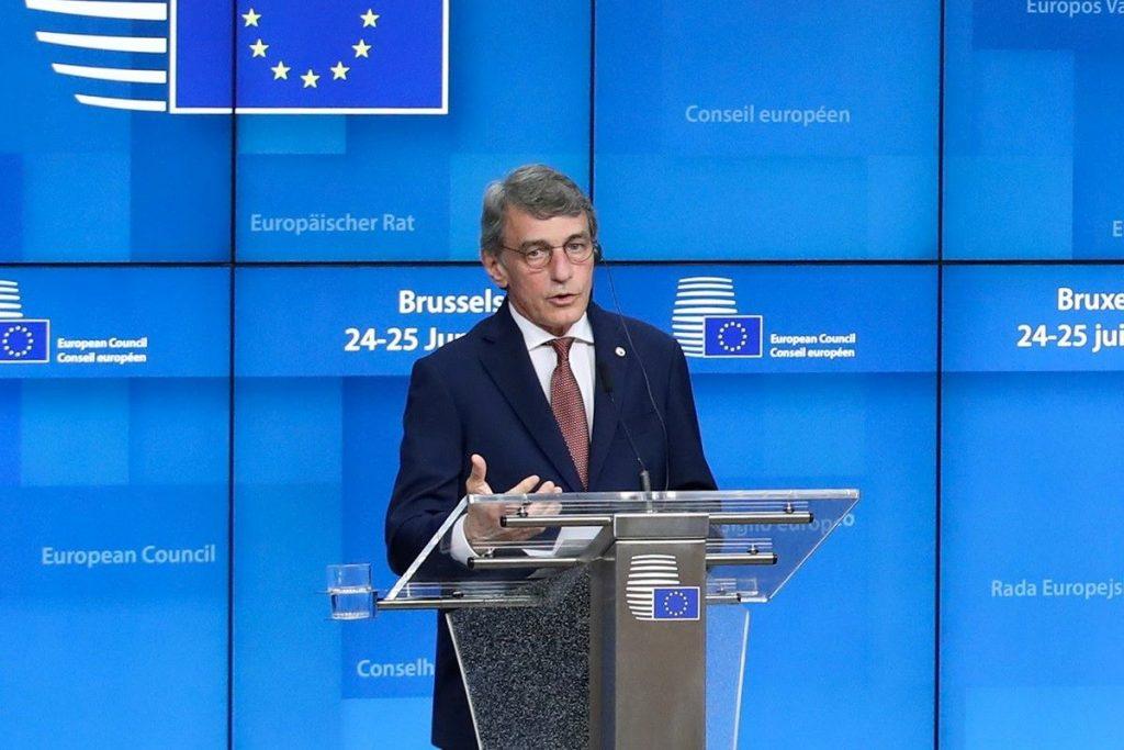 V Parlamentu EU najprej o pandemiji, Afganistanu, Rusiji in Poljski